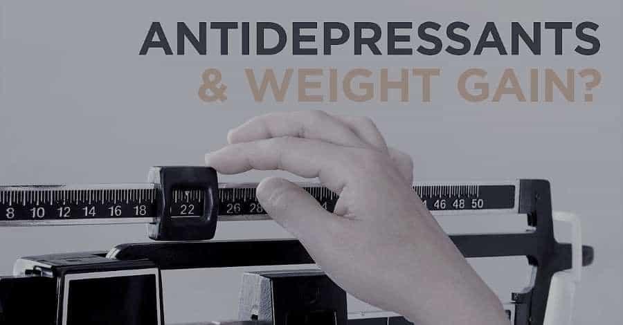 ssri pierdere în greutate efect secundar