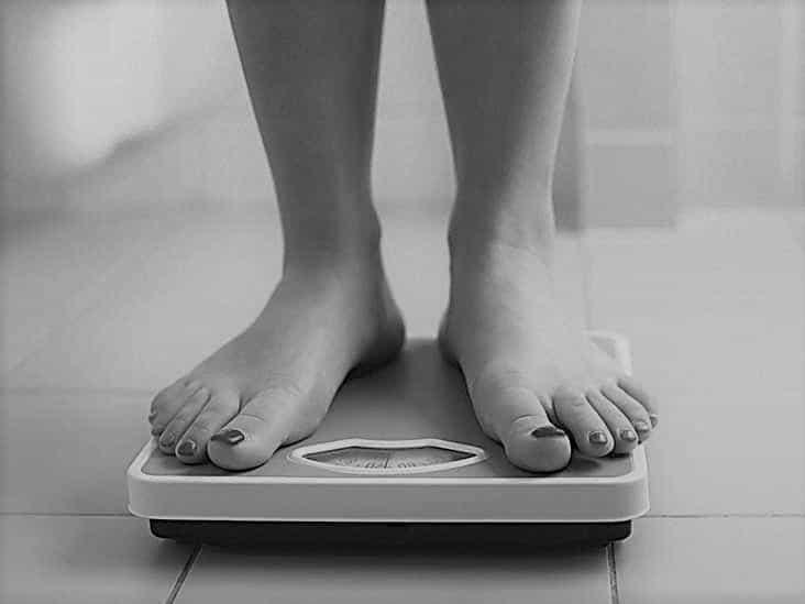 Scădere în greutate psihiatrică